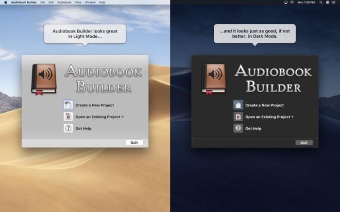 Audiobook Builder 2 Screenshot 05 cf188mn