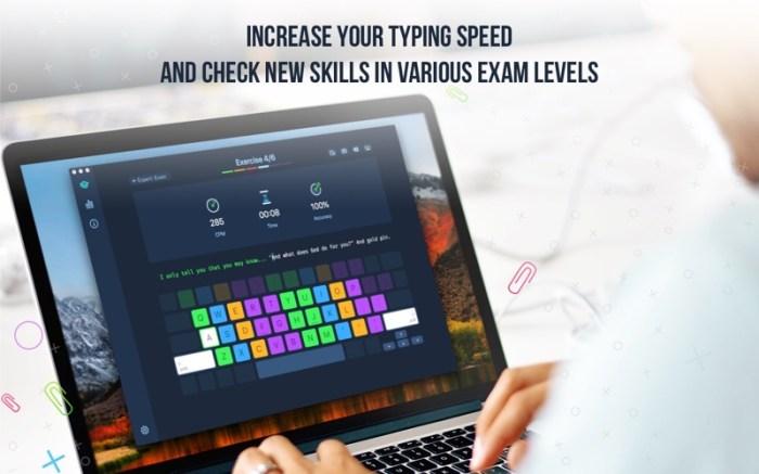 Master of Typing 3: Practice Screenshot 01 9nlrvun