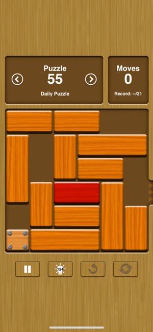 Unblock Me Screenshot