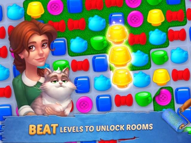 Homescapes Screenshot