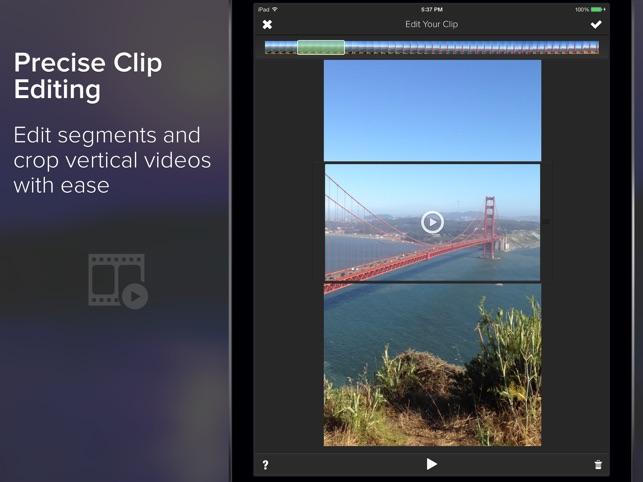 Clipper - Instant Video Editor Screenshot