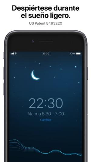 Sleep Cycle alarm clock Screenshot