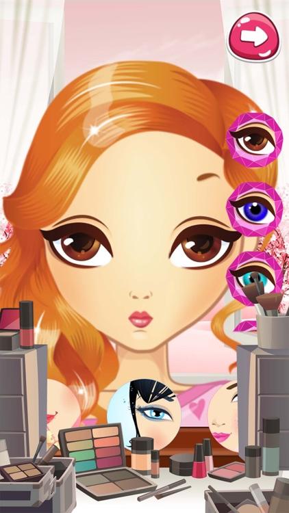 Beautiful Girls Makeup Spa Beauty Salon