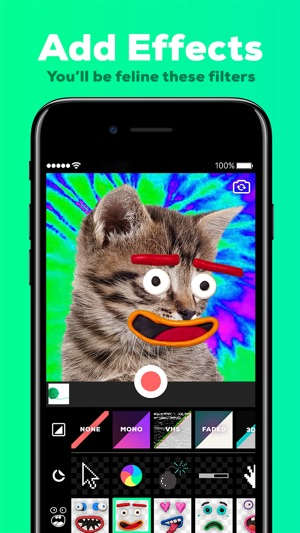 GIPHY Cam. The GIF Creator Screenshot
