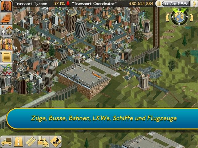 Transport Tycoon Screenshot