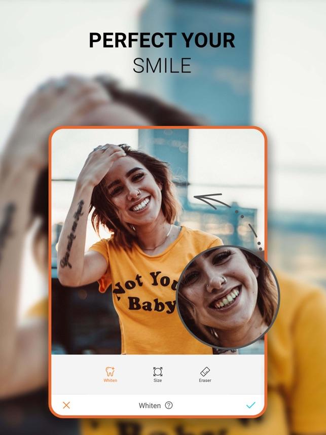 AirBrush - Best Photo Editor Screenshot