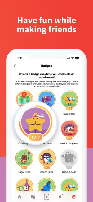 Playsee: Social Travel Network Screenshot