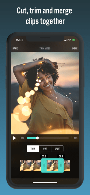 Videorama Text & Video Editor Screenshot