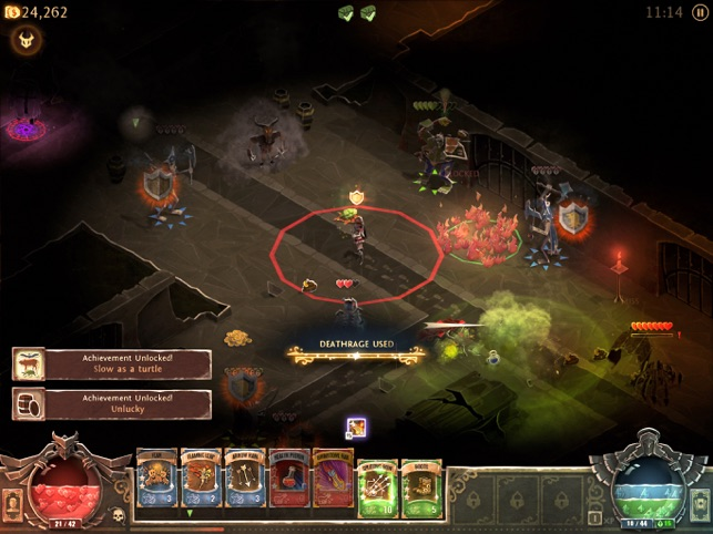 ‎Book of Demons: Tablet Edition Screenshot