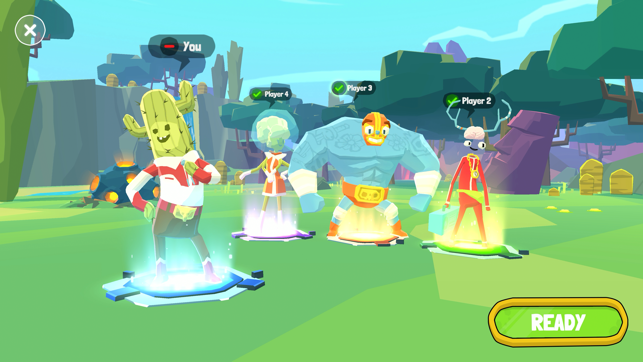 ‎Super Mega Mini Party Screenshot