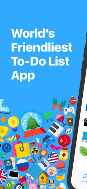Pocket Lists Screenshot