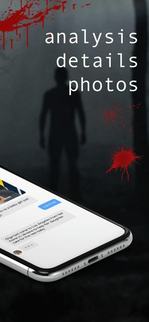 Murder Minute - True Crime Screenshot