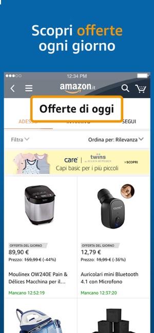 Amazon Mobile Screenshot