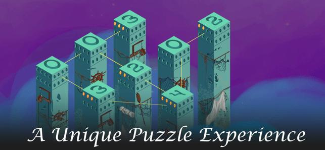 Mystic Pillars: A Puzzle Game Screenshot