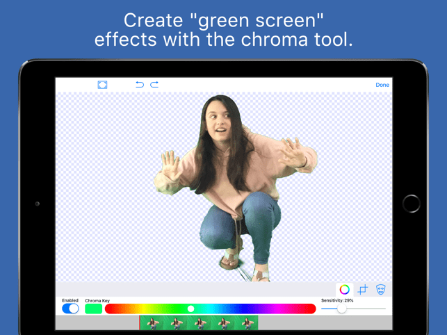 Green Screen by Do Ink Screenshot