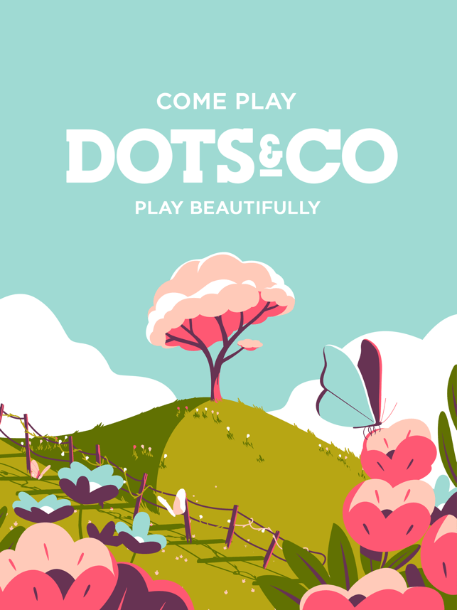 ‎Dots & Co: A Puzzle Adventure Screenshot