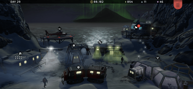 Xenowerk Tactics Screenshot