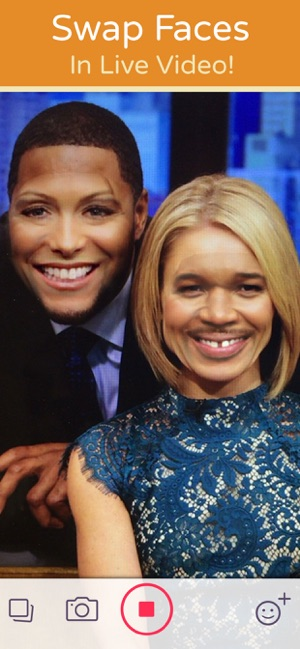 ‎Face Swap Live Screenshot