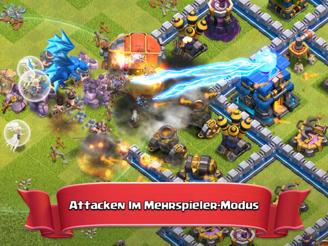 ‎Clash of Clans Screenshot