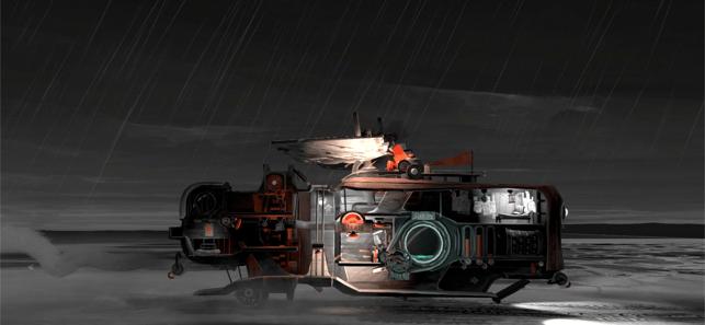 FAR: Lone Sails Screenshot
