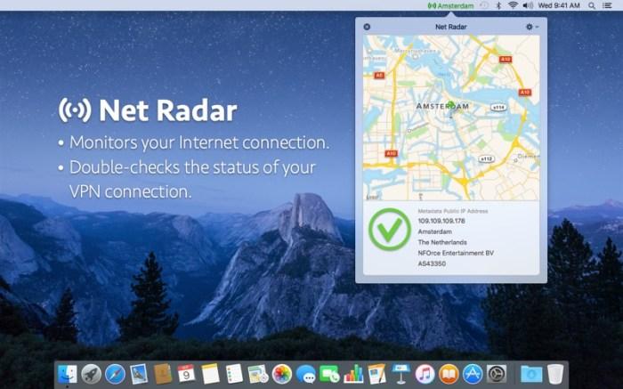Net Radar Screenshot 01 587pltn