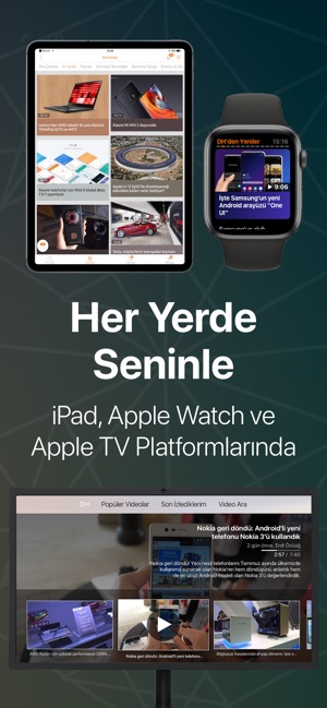 DH - Teknoloji Haberleri Video Screenshot