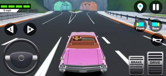 Car Driving School Simulator ! Screenshot