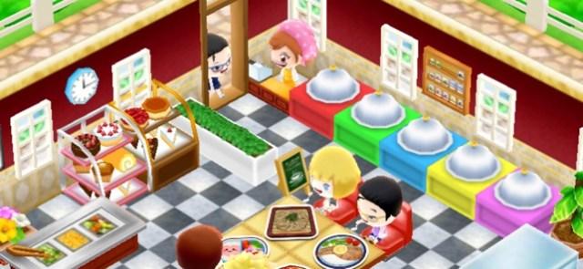 Cooking Mama: Let's cook! Screenshot