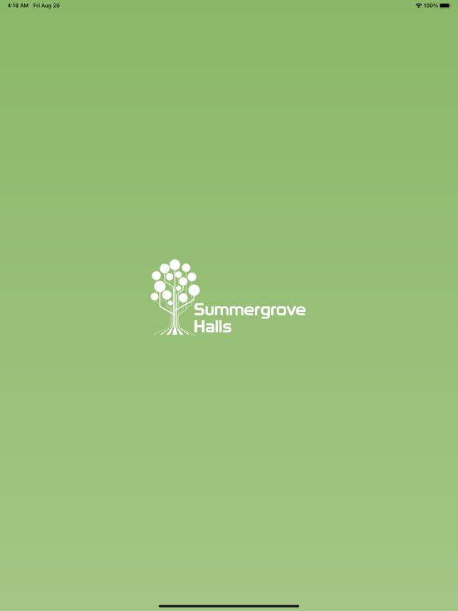 Summergrove Halls Screenshot