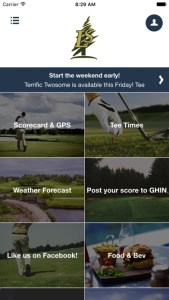 Lake Spanaway Golf Course   App Price Drops     Screenshot  5 for Lake Spanaway Golf Course