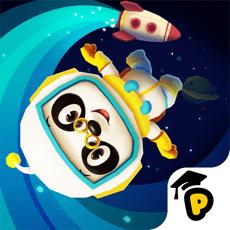Dr. Panda im Weltall