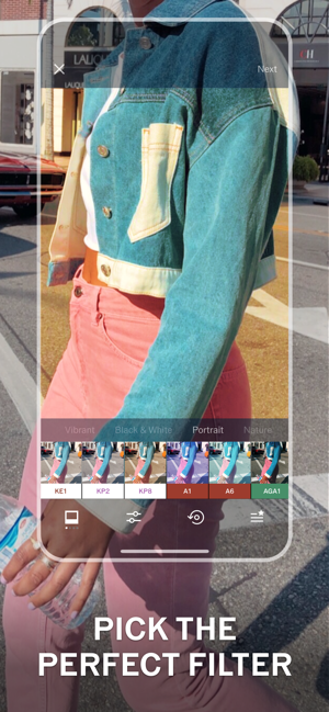 ‎VSCO: Photo & Video Editor Screenshot