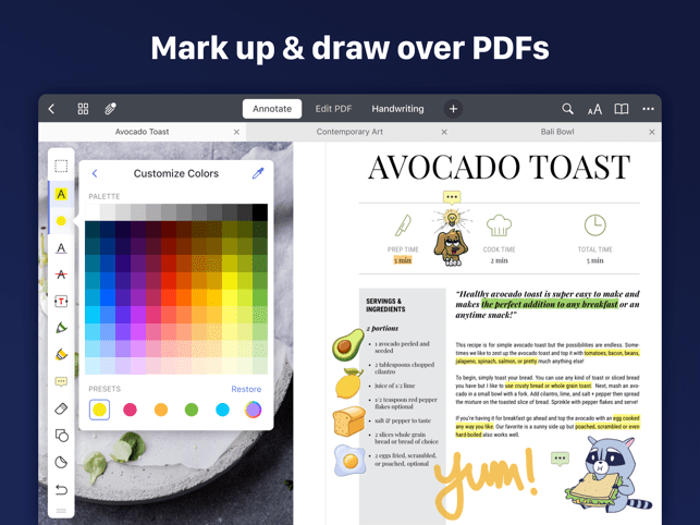 Documents-File,Web Browser,PDF Screenshot