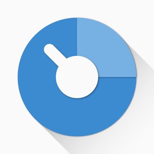 Wacca : 24時間時計で日課や予定をひと目で管理