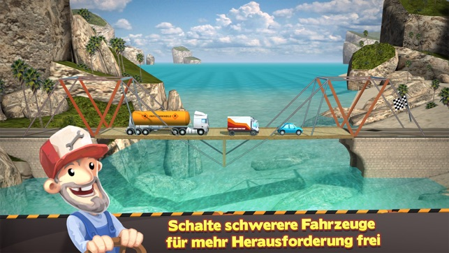 Bridge Constructor Mega Bundle Screenshot