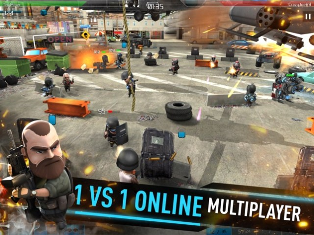 WarFriends: PvP Army Shooter Screenshot
