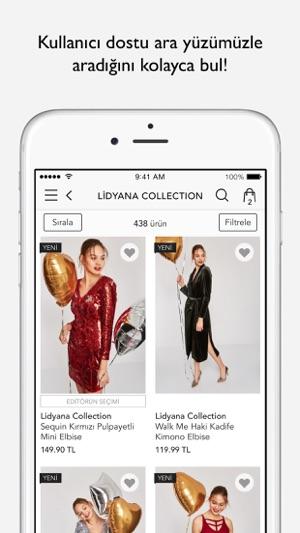 Lidyana.com Screenshot