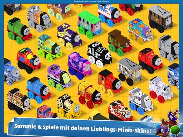 Thomas & seine Freunde: Minis Screenshot