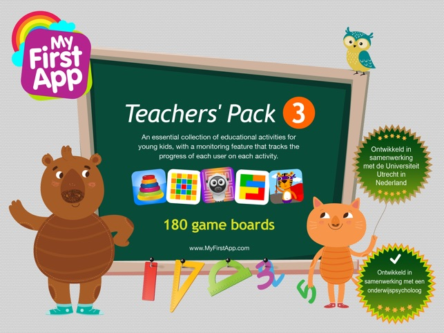 Teachers' Pack 3 Screenshot