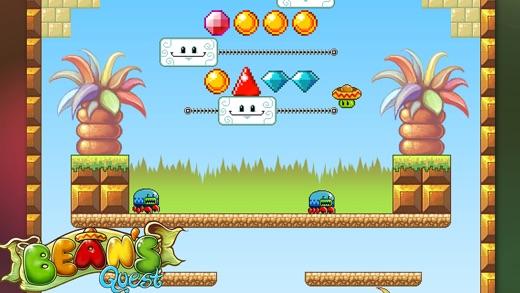 520x293bb Bean's Quest als Gratis iOS App der Woche Apple Apple iOS Games Technology