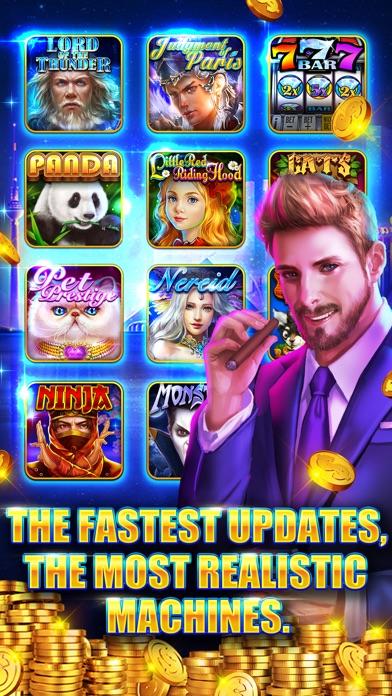 Slots Casino™ - Fortune King 4.10 IOS