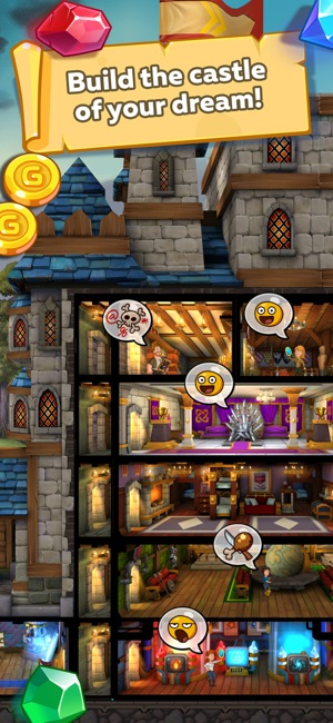 Hustle Castle: Medieval Life Screenshot