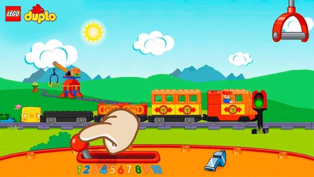 LEGO® DUPLO® Train Screenshot