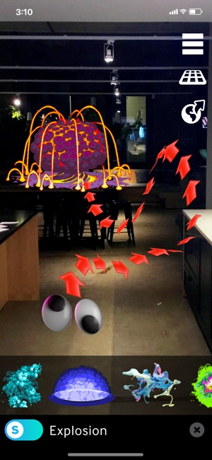 GIPHY World: AR GIF Stickers Screenshot