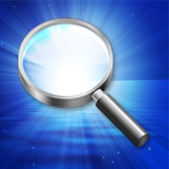 Magnifying Glass With Light