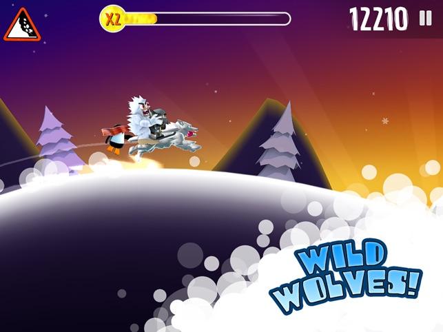 Ski Safari Screenshot