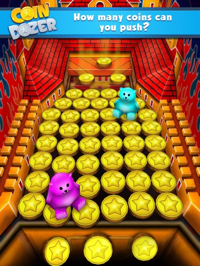 Coin Dozer Screenshot