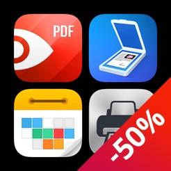 Das ultimative Produktivitäts-Bundle – PDFs lesen, bearbeiten, scannen und drucken!