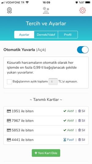 Yuvarla Screenshot