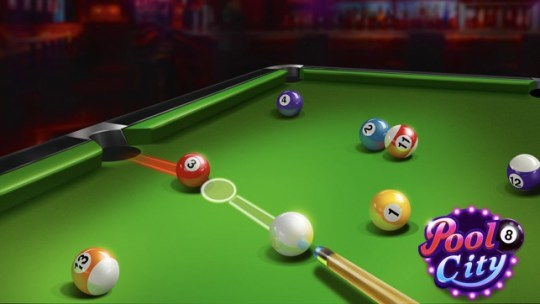 8 Ball Pool City on the App Store Screenshots